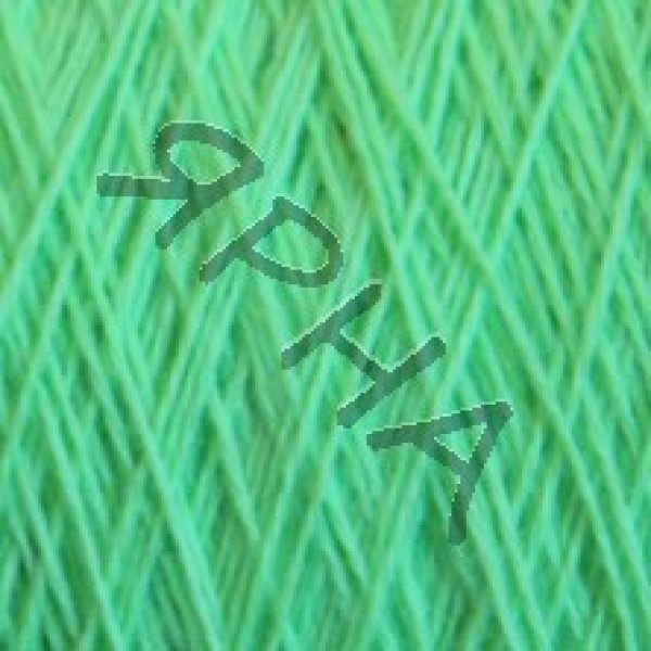 Кашемир конус 3/20 #   5025 [зеленый флуоресцен]