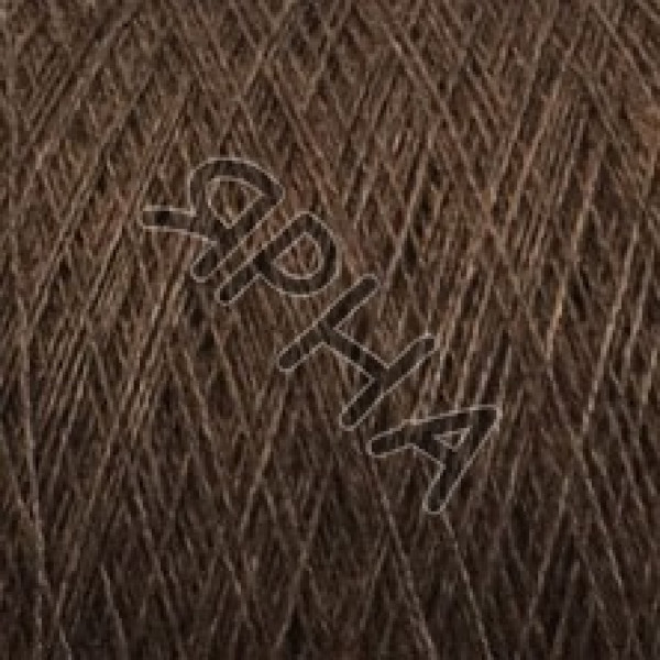 Пряжа на конусах Кашемир/шелк конус Лоро Пиана #  52425 [коричневый с розов]