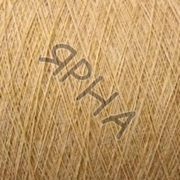 Yarn on cones Lamora Cone 1 \ 16 ЛАНЕ КАРДАТЕ #  26152 [св.беж]