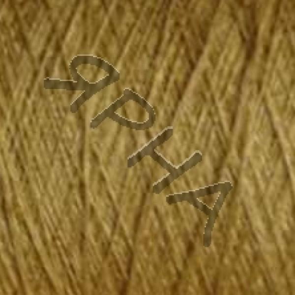 Пряжа на конусах Лен 100% конус 2/26 Botto Giuseppe #    805 [оливковое золото]