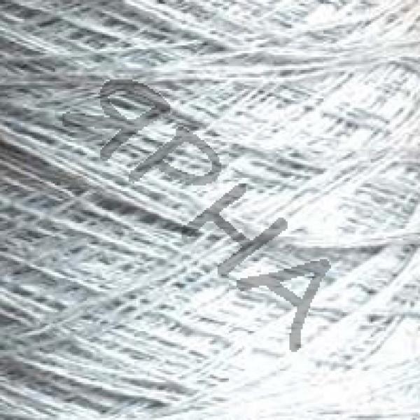 Пряжа на конусах Лен 100% конус 2/26 Botto Giuseppe #    251 [голубой джинсовый]