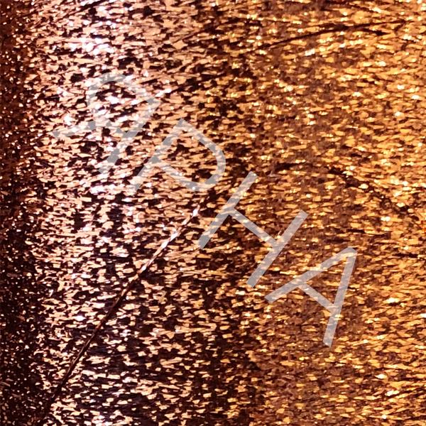Люрекс конус 3726 медь яркая REX
