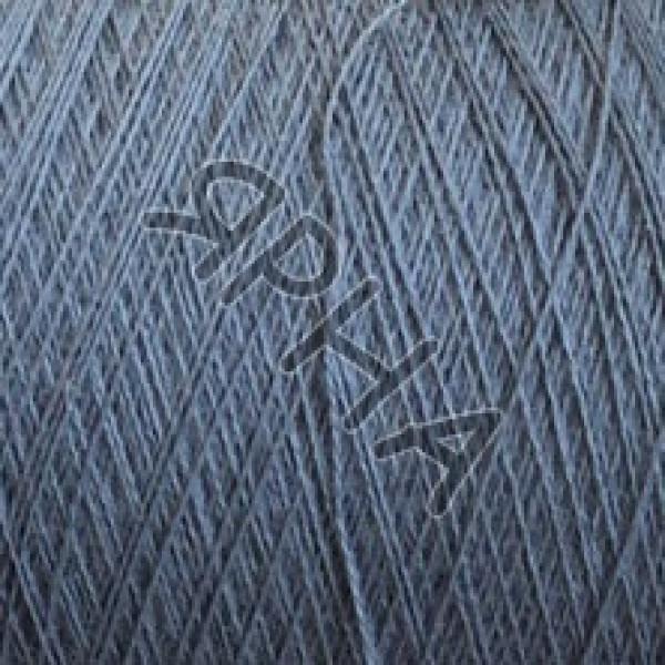 Пряжа на конусах Мерино 50% Folco конус Filivivi Srl #  51581 [серый джинс]