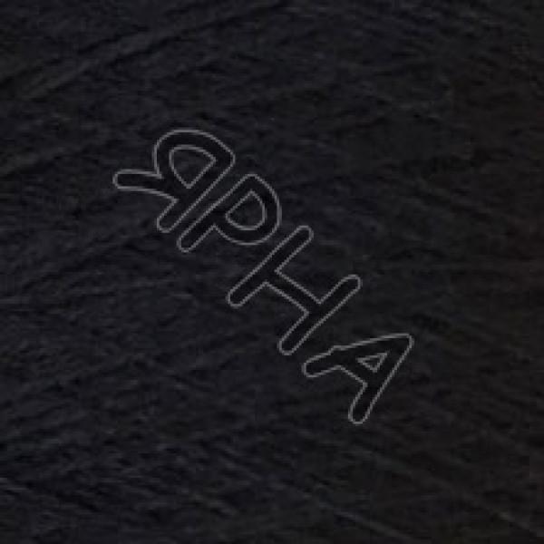 Пряжа на конусах Мерино/Коттон LINEA PIU #    320 [темно-синий]