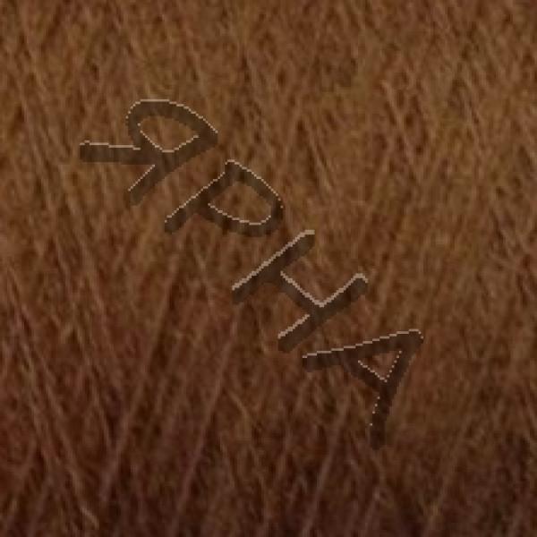 Пряжа на конусах Меринос 100% 2/30 Lana Gatto #        [шоколад]