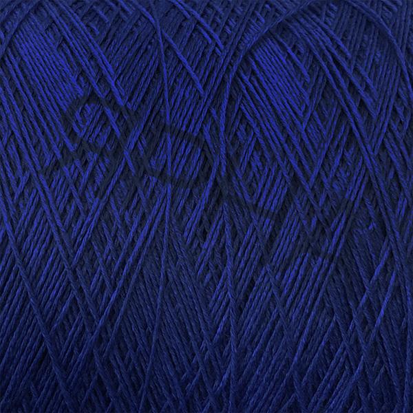 Меринос конус 3500 6118 синий стокгольм Lana Gatto
