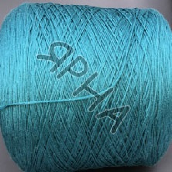 Yarn on cones Merino cone 3500 Lana Gatto #  21238 [павлин]