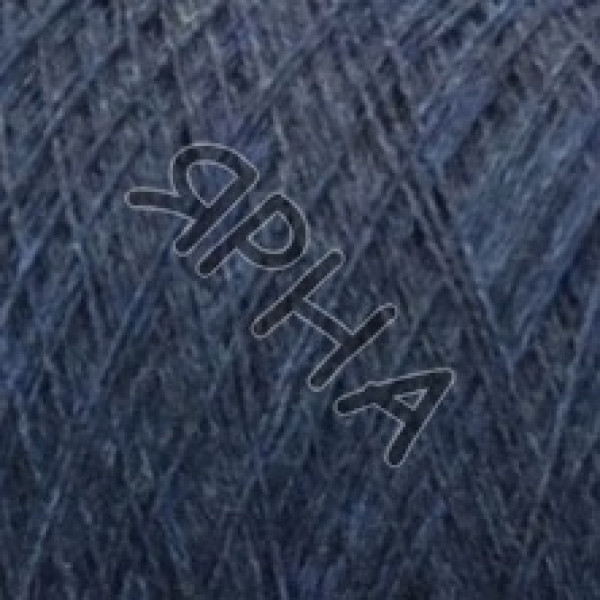 Меринос конус KENT 2/18 # 849616 [джинс меланж]
