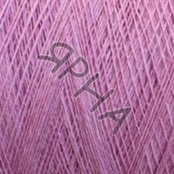 Yarn on cones Merino cone KENT 2/18 Zegna BARUFFA # 852038 [роза]