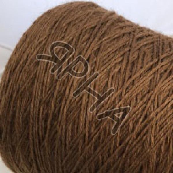 Yarn on cones Merino cone STEFY PINORI FILATI  #   1800 [св.норка]