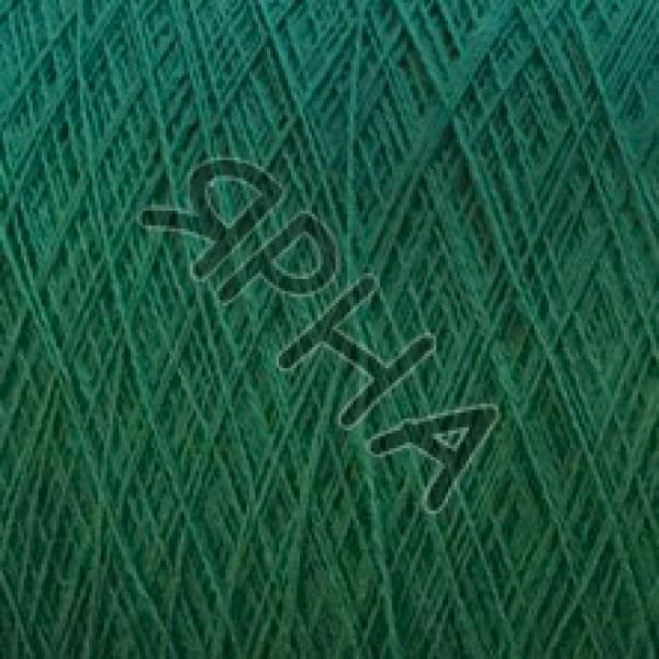 Yarn on cones Cotton cone 2/30 FILARTEX # K7/500 [изумруд]
