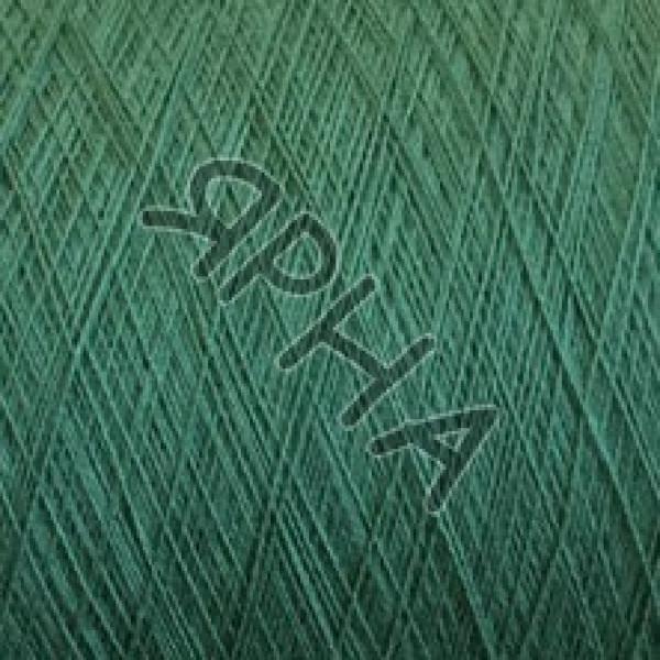 Yarn on cones Cotton cone 2/30 FILARTEX #248/750 [зеленый]