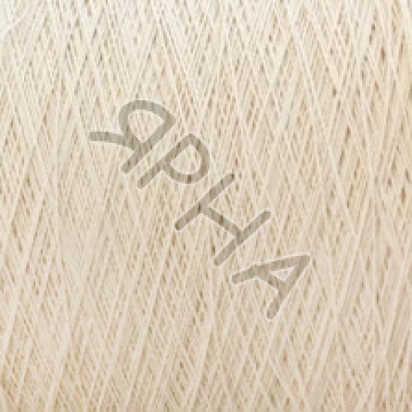 Yarn on cones Cotton cone 2/30 FILARTEX #428/350 [топленое молоко]
