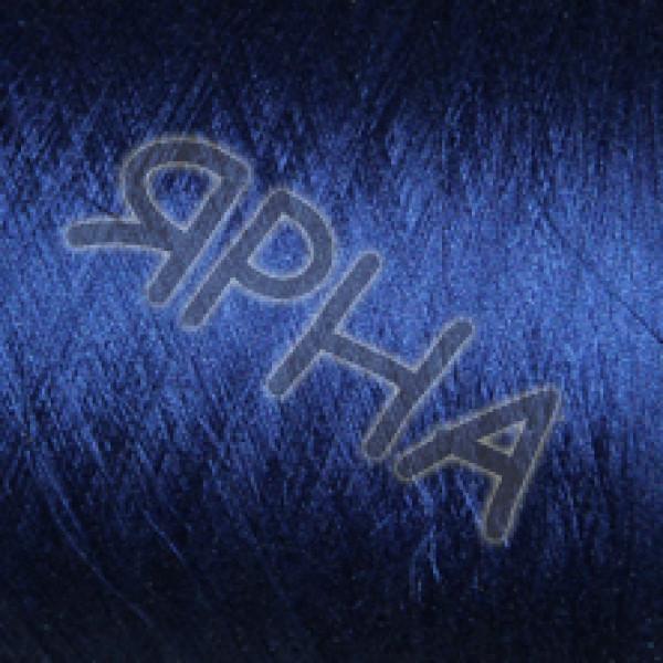 Yarn on cones Silk 100% 2 \ 120 * 2 Dragon Botto Paola #   3146 [электрик]