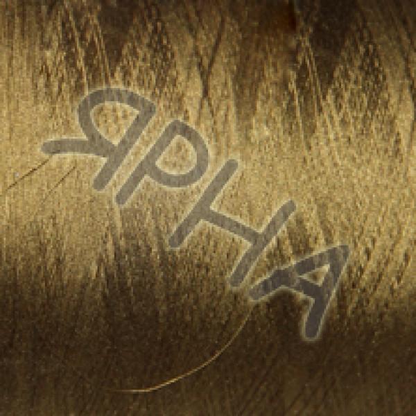 Yarn on cones Silk 100% 2 \ 120 * 2 Dragon Botto Paola #   0701 [зеленое золото]