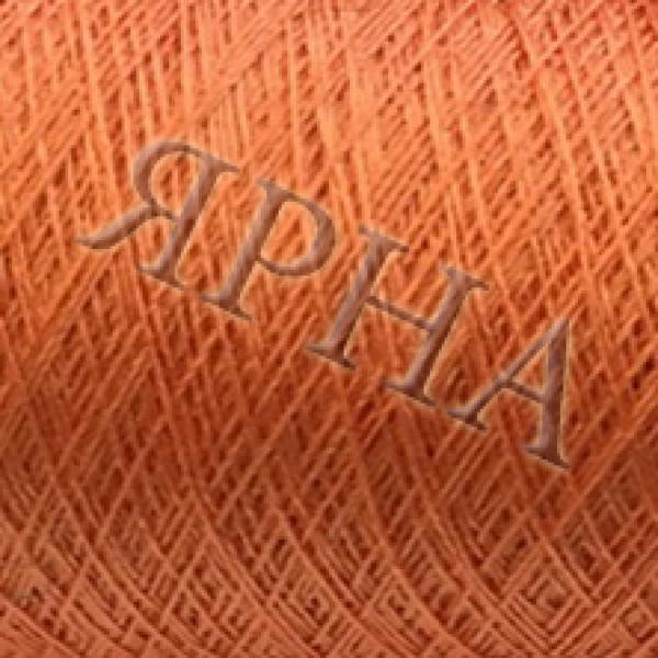 Yarn on cones Silk 100% 2 \ 120 * 2 Dragon Botto Paola # 210192 [разб.апельсин]