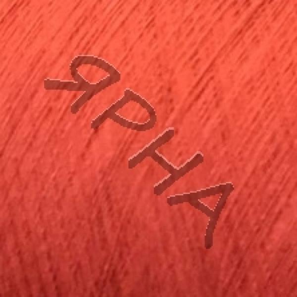 Yarn on cones Silk 100% 2 \ 120 * 2 Dragon Botto Paola #     46 [сочная глина]