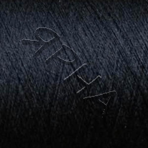 Шелк 100% 2/120*2 Dragon # 200120 [сине-черный]
