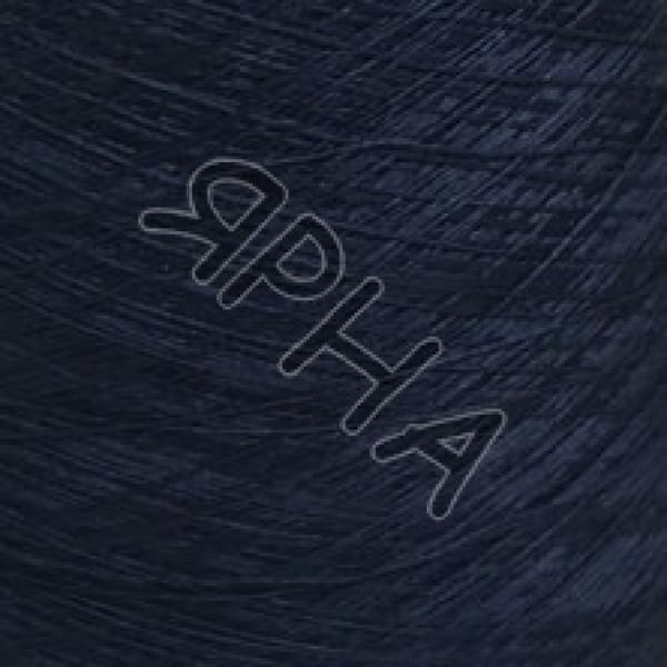 Yarn on cones Silk 100% 2 \ 120 * 2 Dragon Botto Paola # 206623 [синий королевский]
