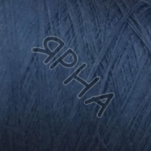 Yarn on cones Silk 100% 2 \ 120 * 2 Dragon Botto Paola # 210493 [море]