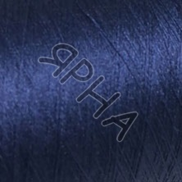 Шелк 100% 2/120*2 Dragon #    811 [синий]