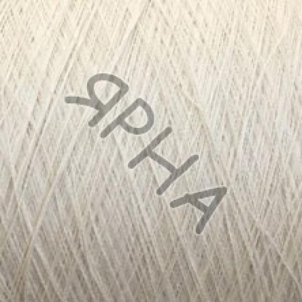 Yarn on cones Silk 100% 2 \ 120 * 2 Dragon Botto Paola #   5801 [айвори]