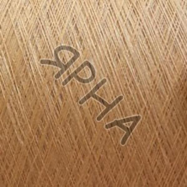 Пряжа на конусах Шелк 100% 2/120*2 Dragon Botto Paola #   3013 [желто-золотой]
