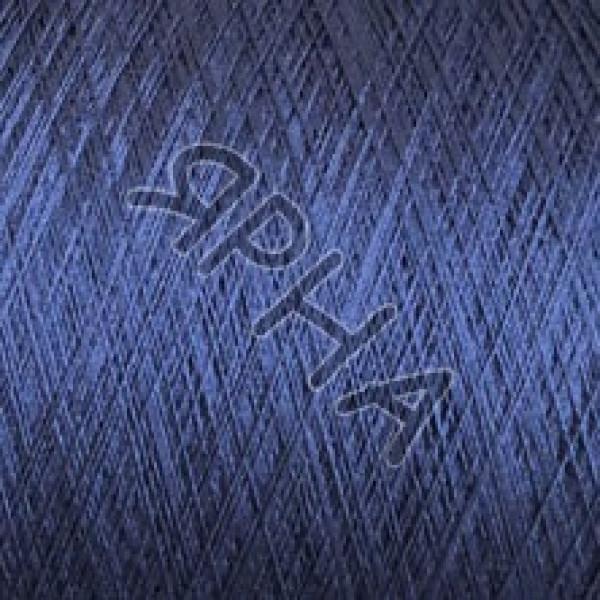 Шелк 100% 2/120*2 Dragon #   1701 [синий морской]