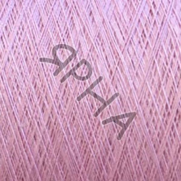Yarn on cones Silk 100% 2 \ 120 * 2 Dragon Botto Paola #    352 [нежная роза]