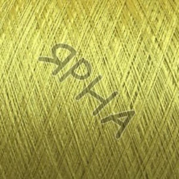 Yarn on cones Silk 100% 2 \ 120 * 2 Dragon Botto Paola #   3032 [шартрез]