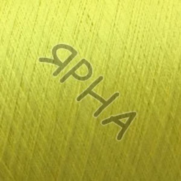 Шелк 100% конус EXODUS #28592/2500 [ярко желтый]