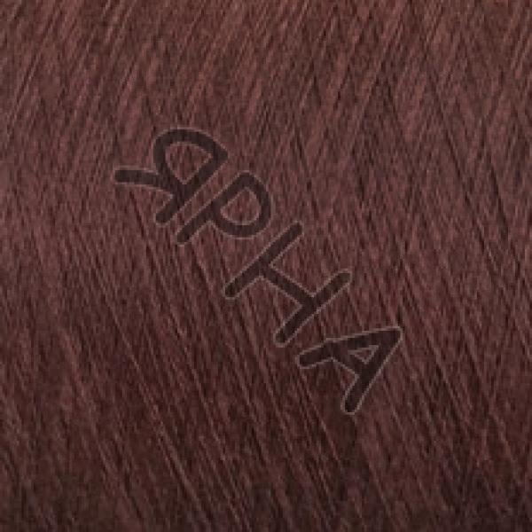 Пряжа на конусах Шелк 30% 2/60 BIAGIOLI MODESTO #   1242 [св коричн-красн ]