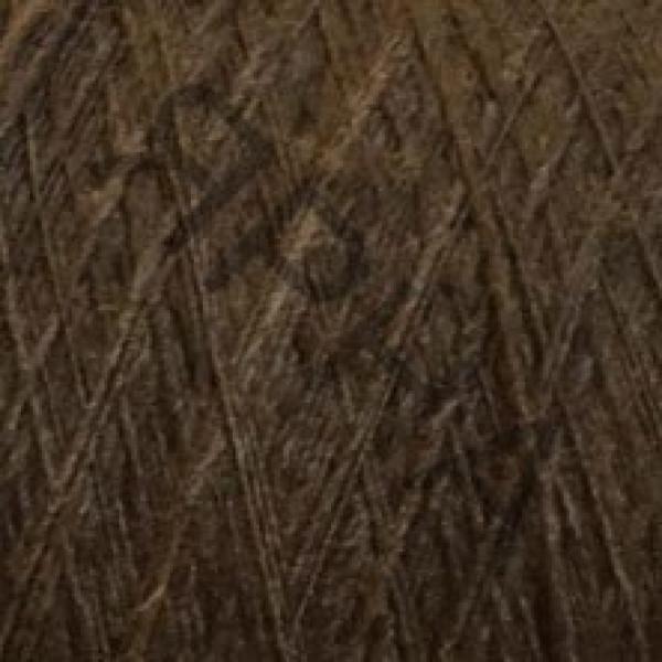 Пряжа на конусах Шелк Natural Selvagia LORO PIANA #  16471 [шоколад]
