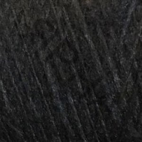 Пряжа на конусах Шелк Natural Selvagia LORO PIANA #   8010 [черный]