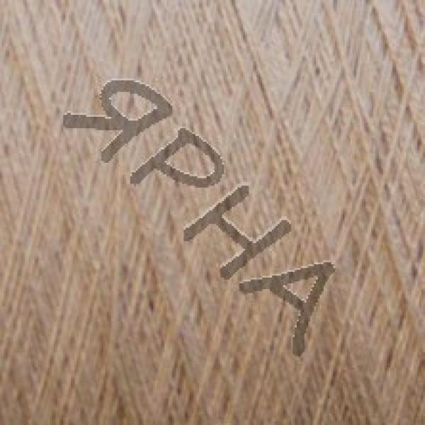 Yarn on cones Silk and linen 2/48 Botto Paola #     36 [розовый песок]