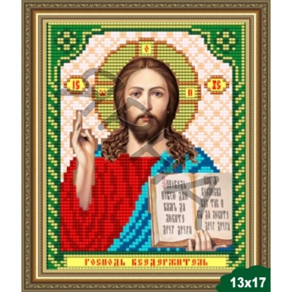 Вышивка бисером Икона ИКОНА #   5002 [Казанская Божия Матерь 13.5*17 см]