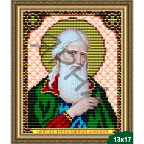 Вышивка бисером Икона ИКОНА #   5015 [Казанская Божия Матерь 13.5*17 см]
