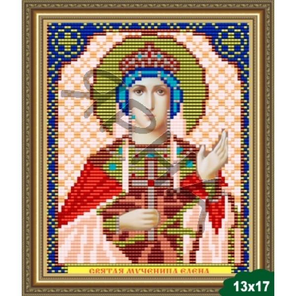 Вышивка бисером Икона ИКОНА #   5020 [Казанская Божия Матерь 13.5*17 см]