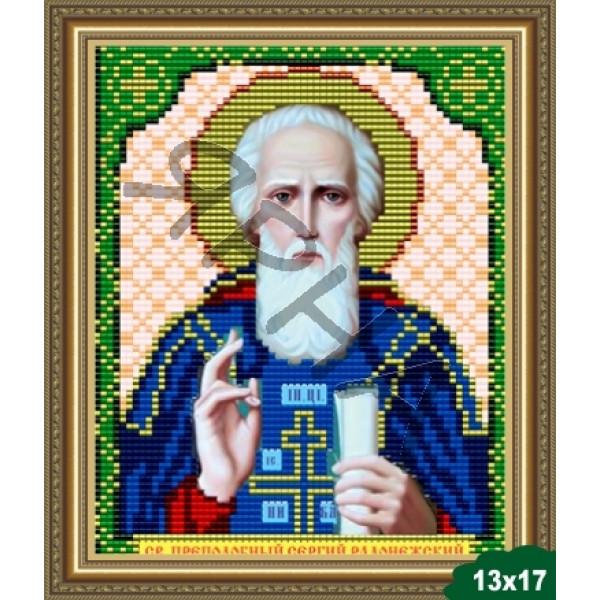 Вышивка бисером Икона ИКОНА #   5034 [Казанская Божия Матерь 13.5*17 см]