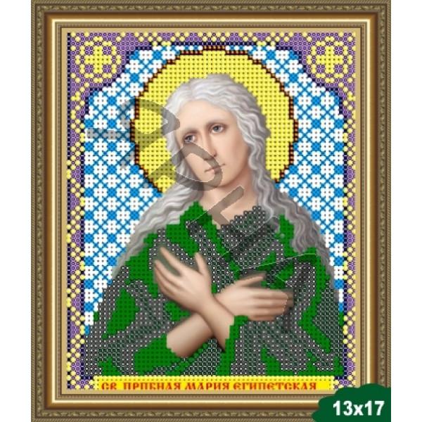 Вышивка бисером Икона ИКОНА #   5058 [Казанская Божия Матерь 13.5*17 см]