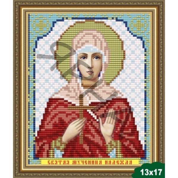 Вышивка бисером Икона ИКОНА #   5085 [Казанская Божия Матерь 13.5*17 см]