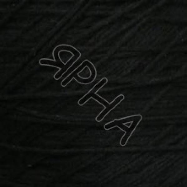 Пряжа на конусах Кашемир конус Бенедикта FILATI POWER #   4032 [черный]