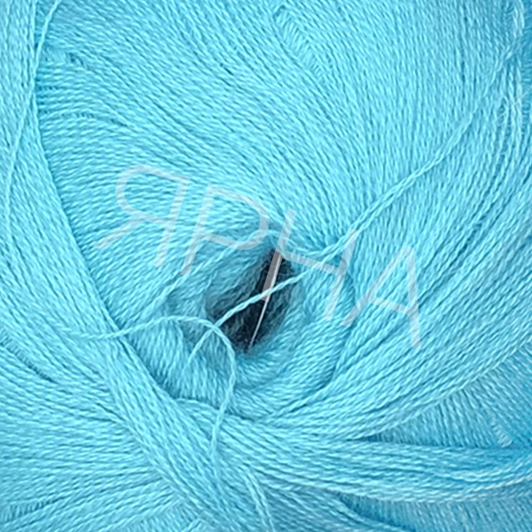 Ирен #   2153 [голубая бирюза]