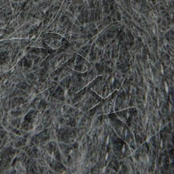 Кид мохер #  24142 [серый седой]