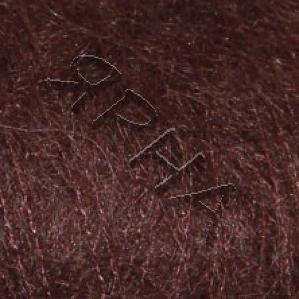 Кид мохер #   6166 [коричневый]