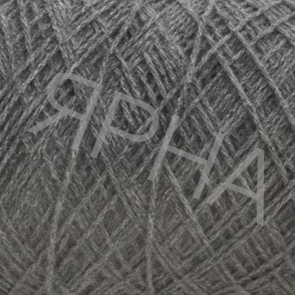 Yarn on cones Cashmere 10% cone 2/28 Casa del Filato #    401 [св.серый креатив]