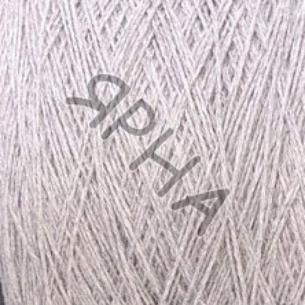 Yarn on cones Cashmere 10% cone 2/28 Casa del Filato #   8231 [св серый креат]