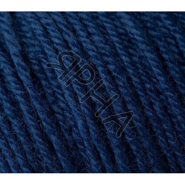 Беби вул XL 802 синий Gazzal