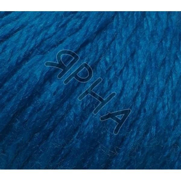 Беби вул XL 822 синее море Gazzal