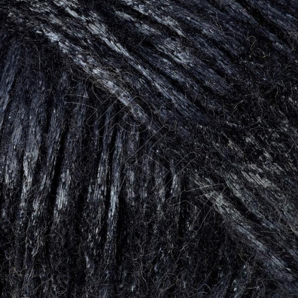 Yarn Рок н ролл Gazzal #   4215 [черный]